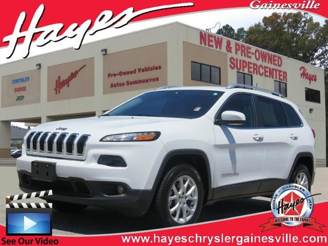 Certified Pre Owned 2016 Jeep Cherokee Laude