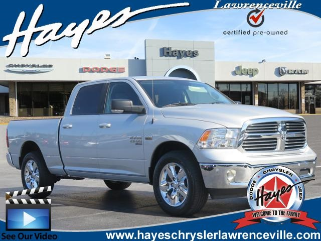 Certified Pre-Owned 2019 Ram 1500 Classic
