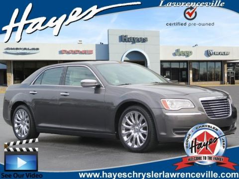 Certified Pre-Owned 2014 Chrysler 300 Base