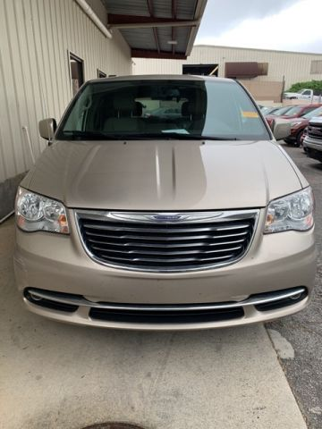 Certified Pre-Owned 2015 Chrysler Town & Country Touring